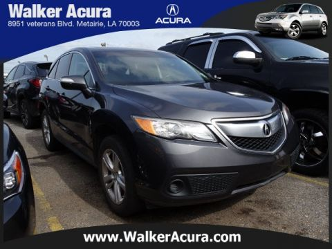 Pre-Owned 2015 Acura RDX Base 4D Sport Utility in Metairie #18371AP
