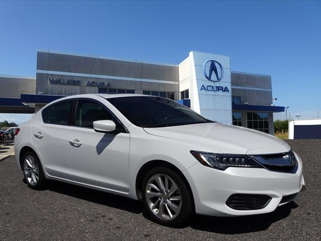 Pre-Owned 2016 Acura ILX 2.4L 4D Sedan in Metairie #9277AP | Walker