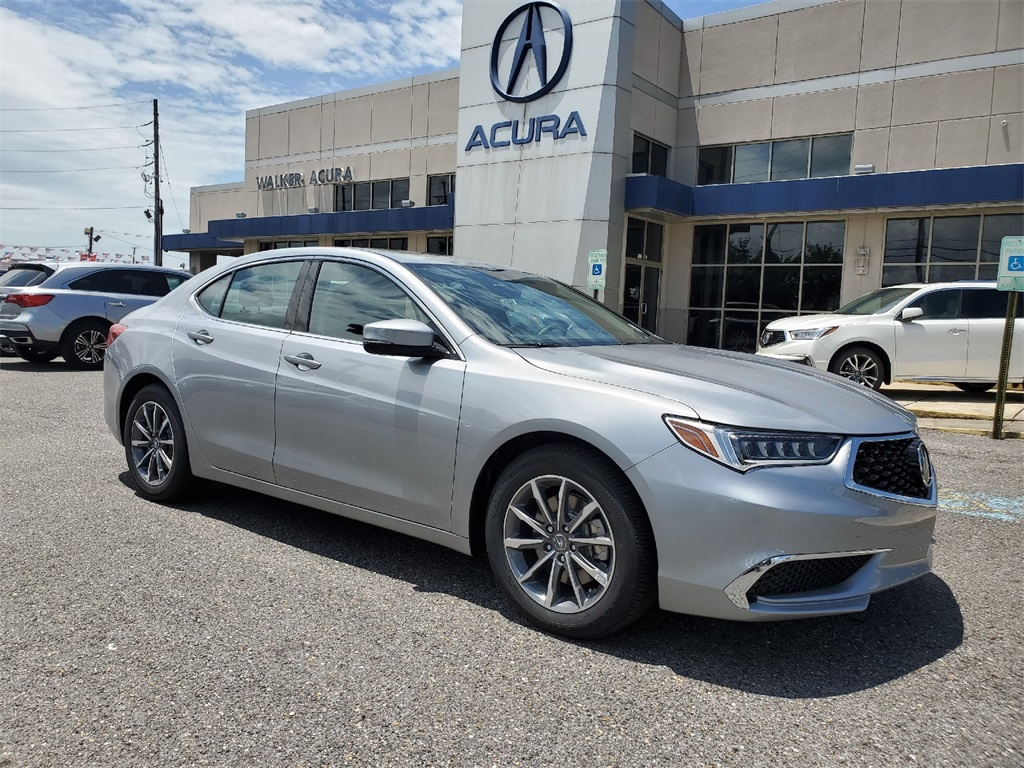 New 2020 Acura Tlx Base 4d Sedan In Metairie Zz1631 Walker Acura