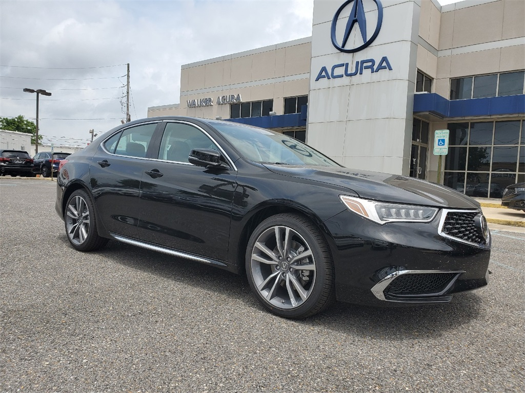 New 2020 Acura Tlx V 6 With Technology Package 4d Sedan In Metairie