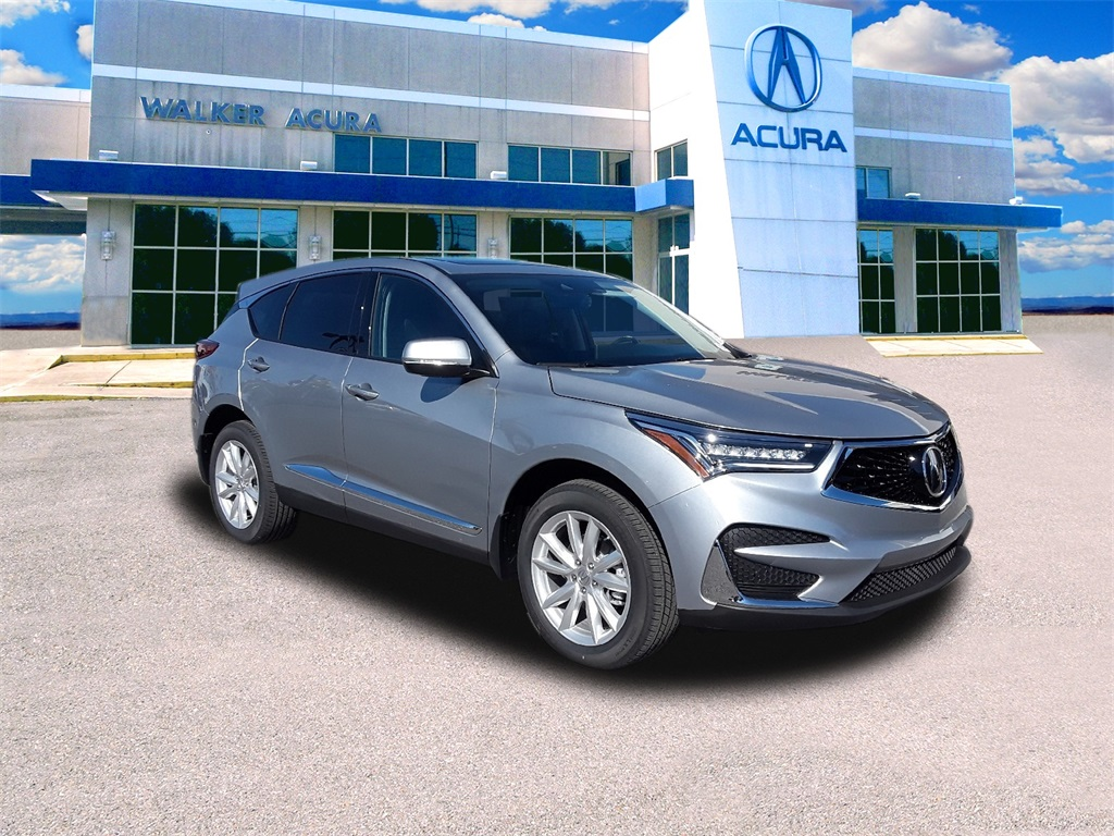 New 2019 Acura Rdx Base 4d Sport Utility In Metairie 17670 Walker