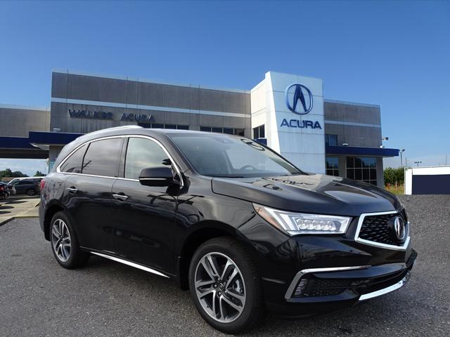 New 2018 Acura MDX with Advance Package 4dr SUV w/Advance Package in