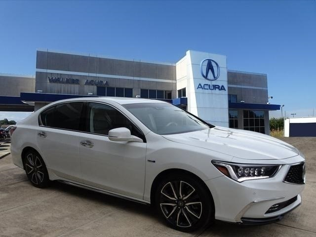 New 2019 Acura RLX Sport Hybrid SH-AWD with Advance Package