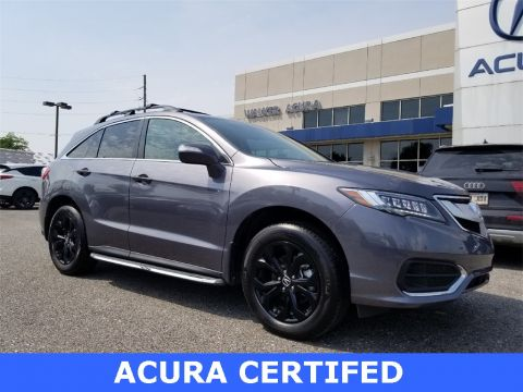 Pre-Owned 2018 Acura RDX Technology Package